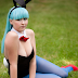 Cosplay: Bulma do DBZ