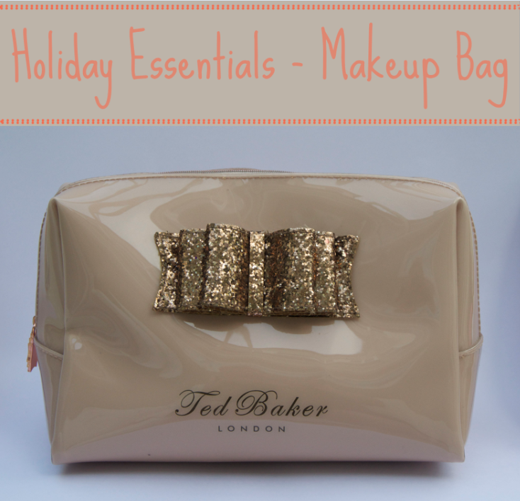 TED BAKER MAKEUP BOW BAG