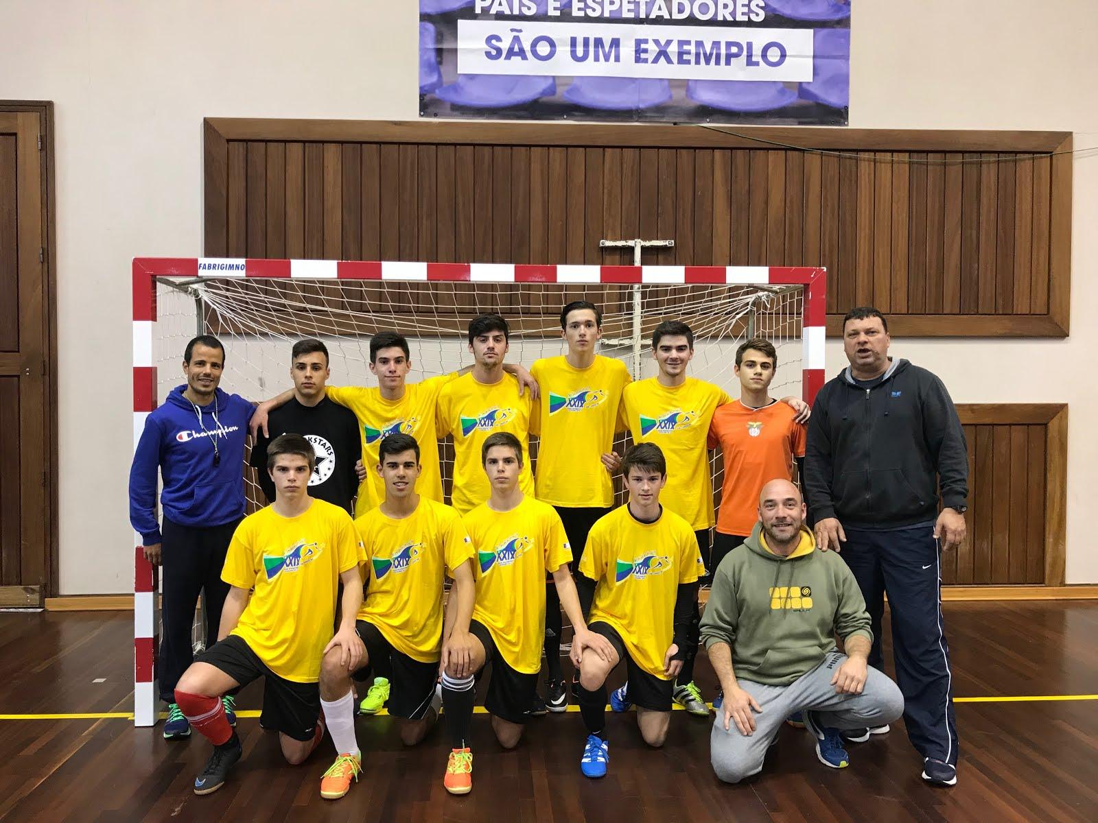 Jogos Desportivos Escolares - Secundário - Fase de Ilha 2018