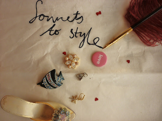 Sonnets to Style