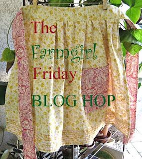 circa 2011 The ORIGINAL Farmgirl Friday Blog Hop