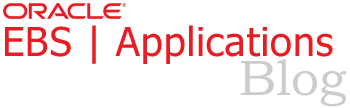 Oracle EBS and Applications Blog