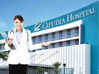 Ciputra Hospital di CitraRaya