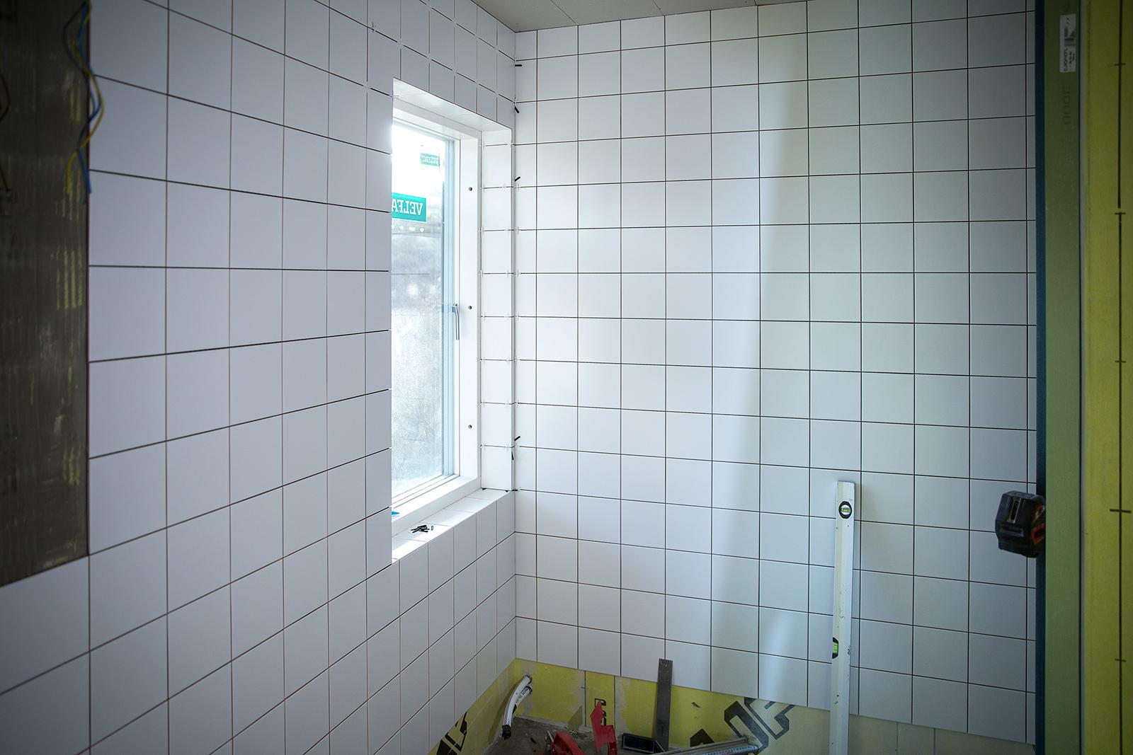 Heja abbe.: dr̦mmen om ett fritidshus Рdel 28. badrum.