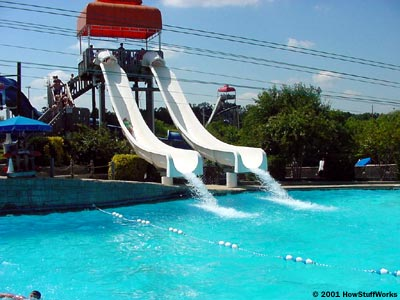 Family First Chiropractic And Wellness Waterslides