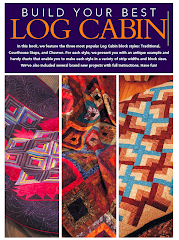 FREE Fons and Porter Log Cabin Ebook!