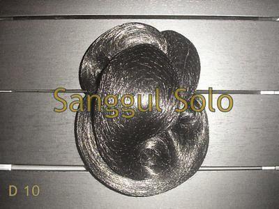 Model Sanggul D10
