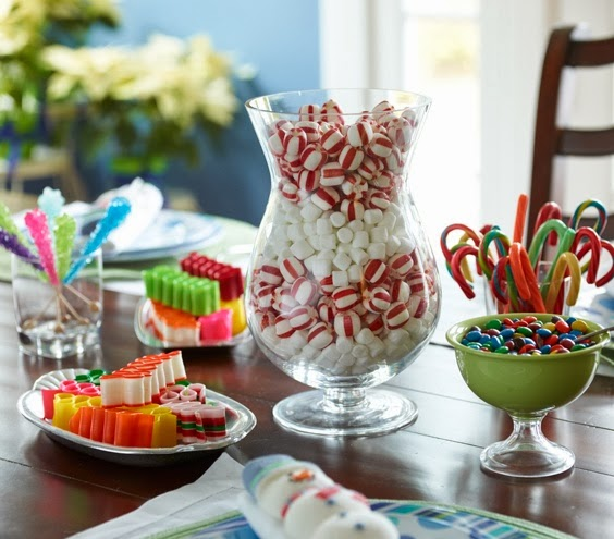 Christmas 2015 Table Decorations Ideas Pictures Pinterest HD