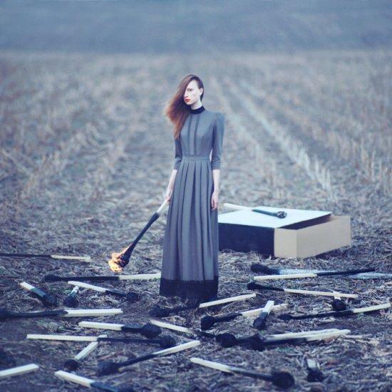 Oleg Oprisco deviantart fotografia surreal onírica emotiva arte