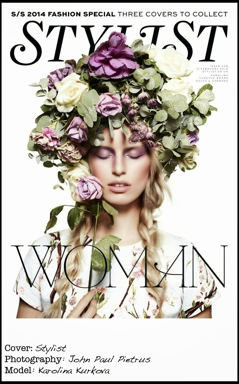 Top Covers 2014, the best fashion magazine covers of the year 2014