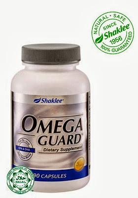 omegar guard shaklee