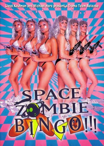 Chá de VHS - Space Zombie Bingo!!!
