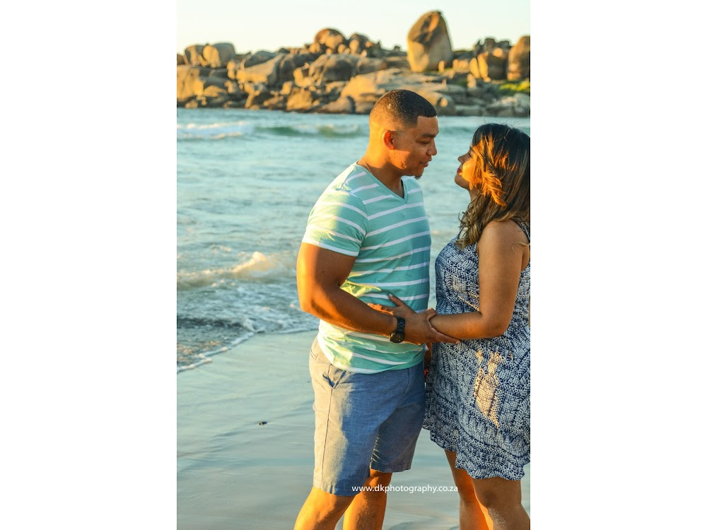 DK Photography LASTWEB-199 Robyn & Angelo's Engagement Shoot on Llandudno Beach { Windhoek to Cape Town }  Cape Town Wedding photographer