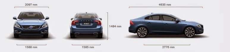 Volvo S60 colours in India  Automobile Planet