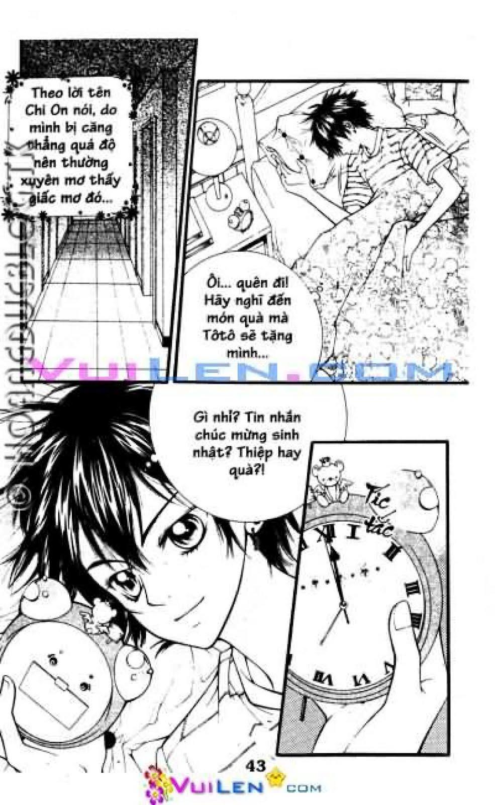 Cô dâu Heo - Pig Bride Chapter 1 - Trang 41