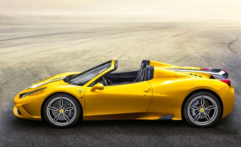 A Ferrari afirma que o carro completou uma volta na pista de Fiorano, de 2,997 quilômetros, em apenas 1 minuto e 23,5 segundos