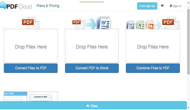 Convertire file Pdf in World