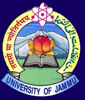 www.jammuuniversity.in - Jammu University Results 2014