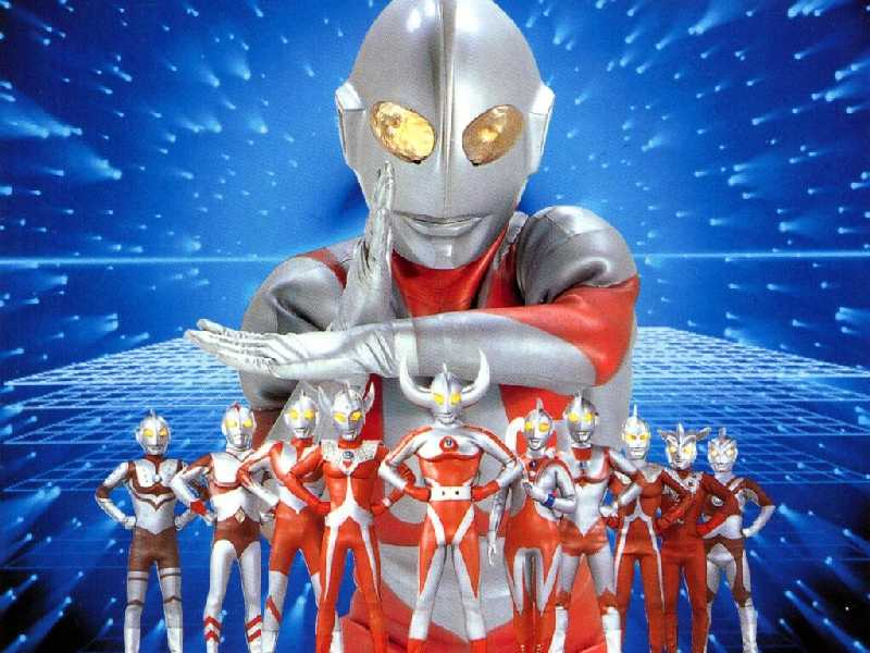 Ultraman PSP Game In Production