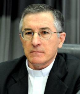 dom Tarcísio Scaramussa, da CNBB