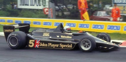 Formula 1 1978 Mario Andretti/ Lotus
