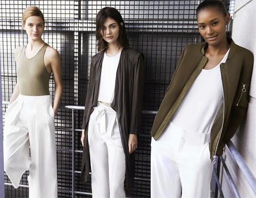 Zara primavera verão 2014 coleção roupa feminina body jaqueta e casaco comprido
