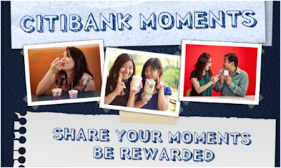 Citibank Moments Contest