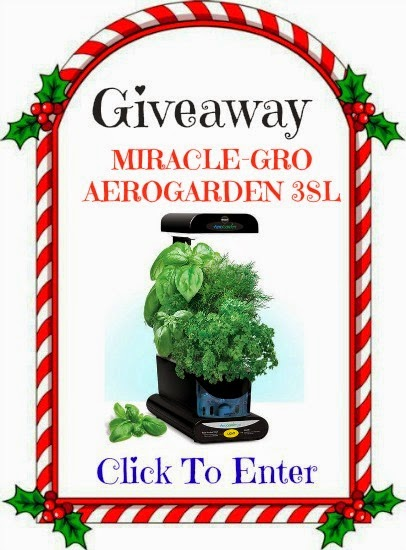 Win this AeroGarden- Ends 12/10/14