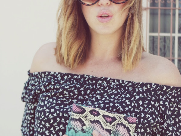 Off shoulder tops look amazing on everyone #plussizefashion