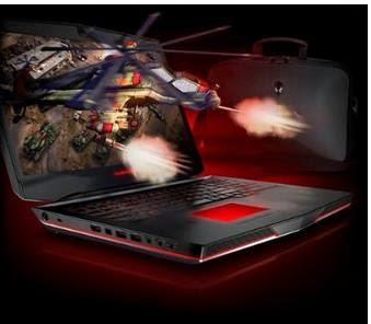 """Alienware 17 3D 17.3"""" El mejor portátil para juegos en españa"""