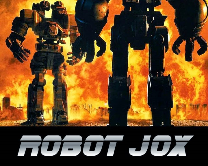 Michael Alldredge Wallpapers SPACE MONSTER ROBOT JOX OS GLADIADORES DO FUTURO AKA ROBOT JOX