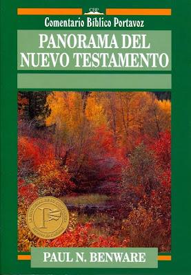 Comentario Bíblico Portavoz-Panorama Del Nuevo Testamento-