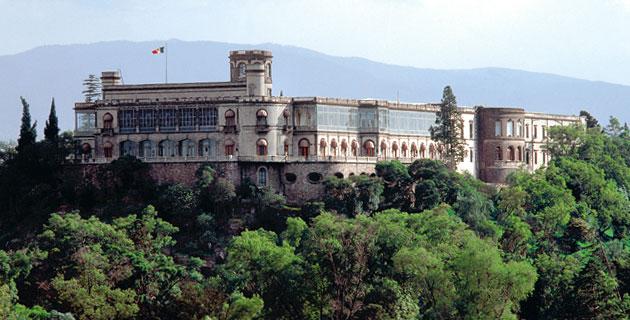 Museo Nacional Historia, Castillo Chapultepec