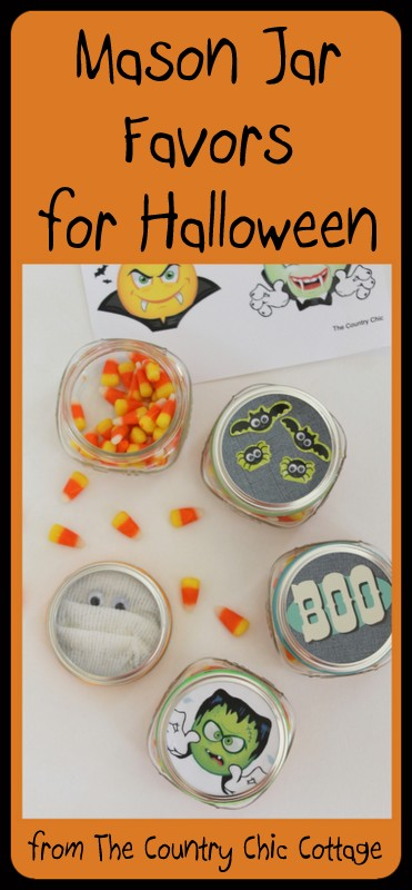 mason jar favors for halloween get four great ideas for halloween party favors in