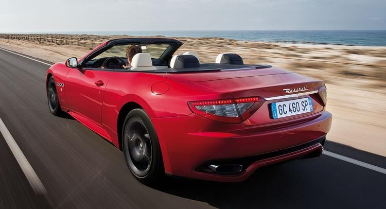 Maserati Announces Minor GranTurismo Recall Due To Faulty Door Latches