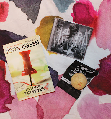 Justin Bieber Purpse & Paper Towns
