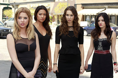 "Pretty Little Liars S04E01. ""A"" is for A-L-I-V-E"