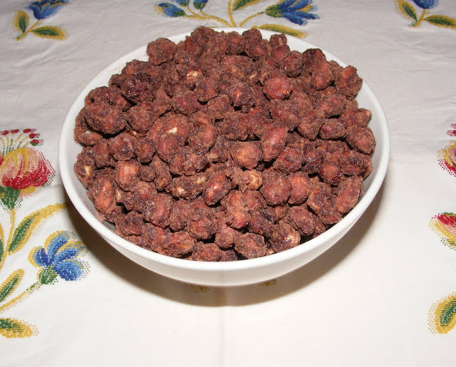 Amendoim Cri-Cri de Chocolate