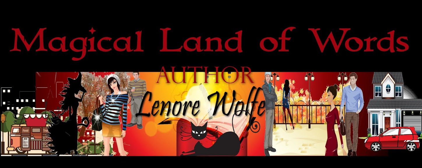 Author Lenore Wolfe