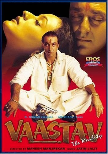 Vaastav 1999 Hindi DVDRip 480p 400mb