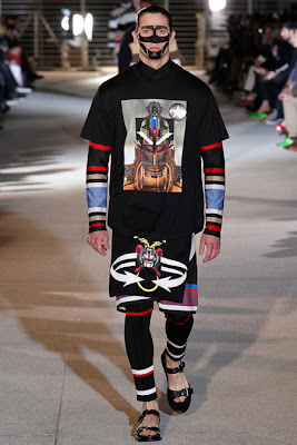 Givenchy Menswear Spring 2014 For Men