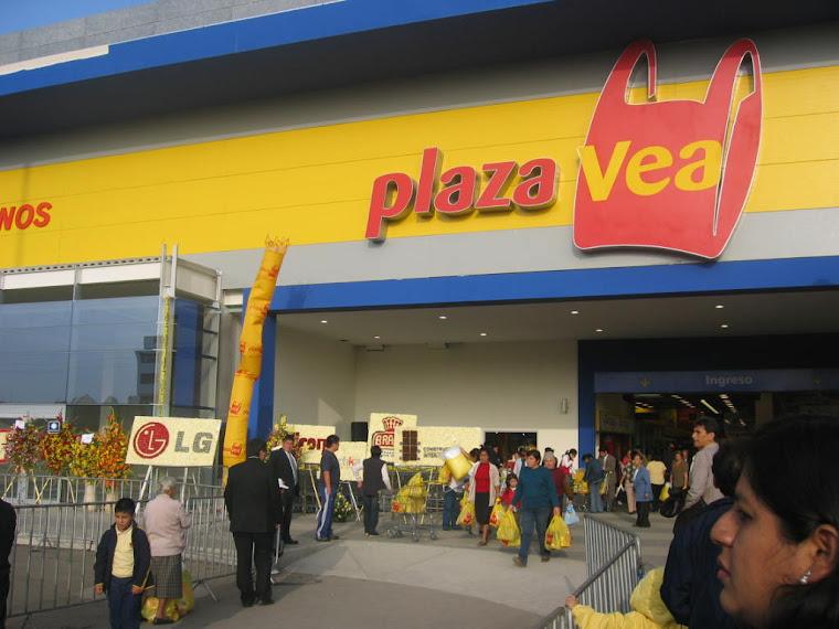 Tienda D' Plaza Vea