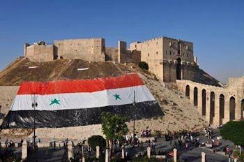 Liberated Aleppo! Αιώνια Τιμή και Δόξα στους Μάρτυρες που έπεσαν υπερασπιζόμενοι το Χαλέπι!