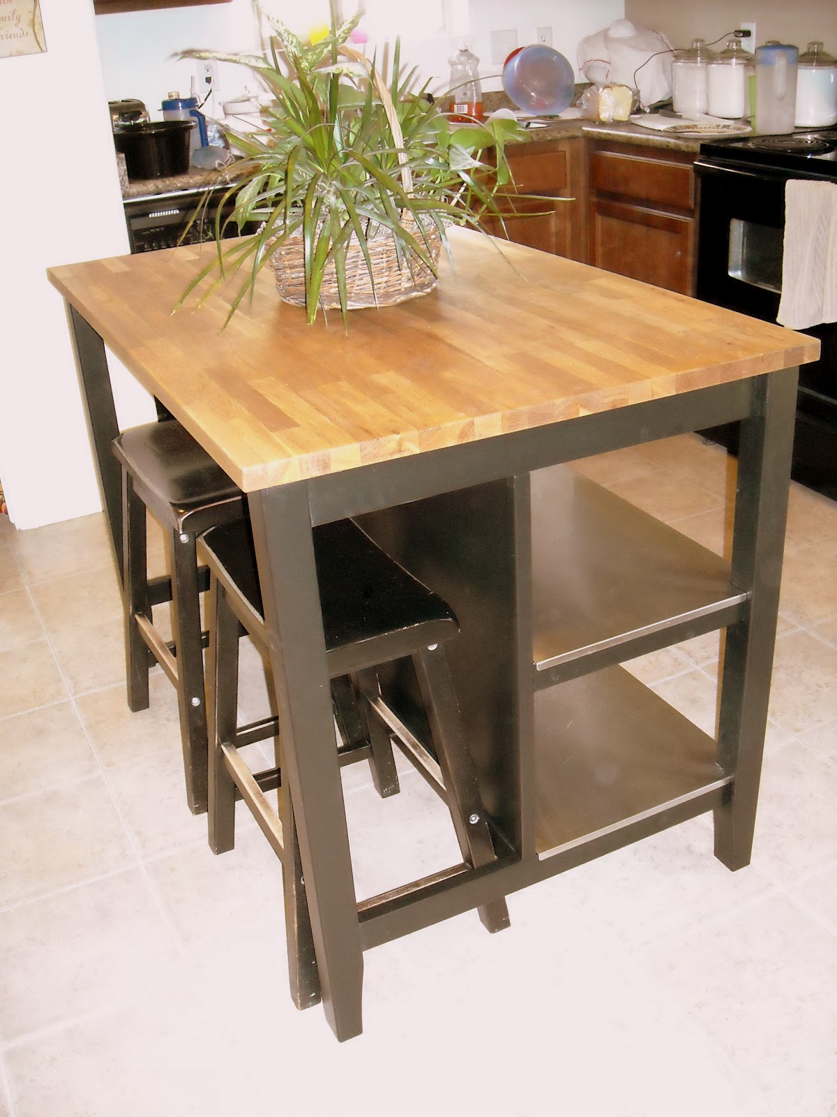 ikea stenstorp kitchen island table
