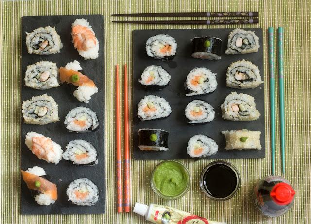 Sushi japonés. Descubre Japón en Lidl