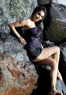 Nikitha Rawal Hot