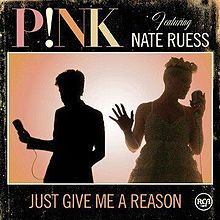Lirik Lagu Just Give Me A Reason by Pink Feat Nate Ruess