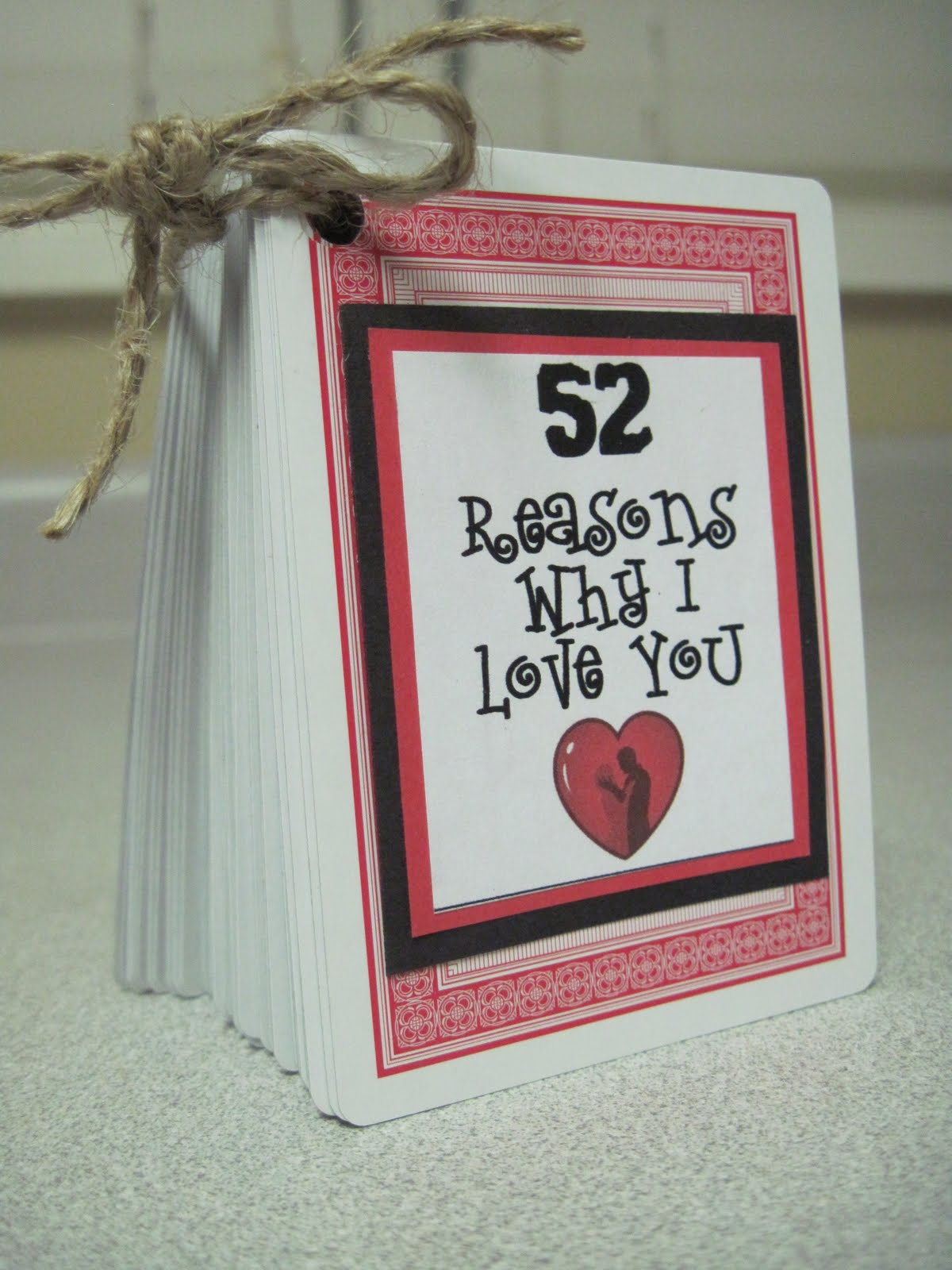 Creative fix 52 reasons why i love you card book mindee for 52 reasons why i love you cards templates free
