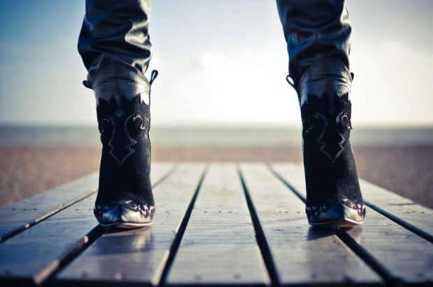 Invitation To Inspiration: THESE BOOTS ARE MADE FOR WALKING