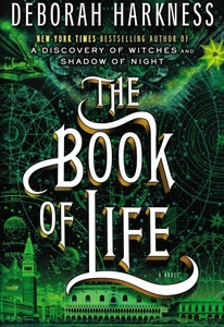 Cover of The Book of Life by Deborah Harkness